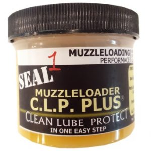 Muzzleloader CLP Plus ® Muzzleloader CLP Plus® is a NEW Innovative Product line that will Clean, Lube and Protect your muzzleloader. Bore Cleaner, Patch and Bullet Lube and Protectant, All In One. Bio-Based and Non-Toxic