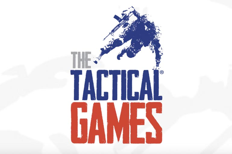 The Tactical Games Logo
