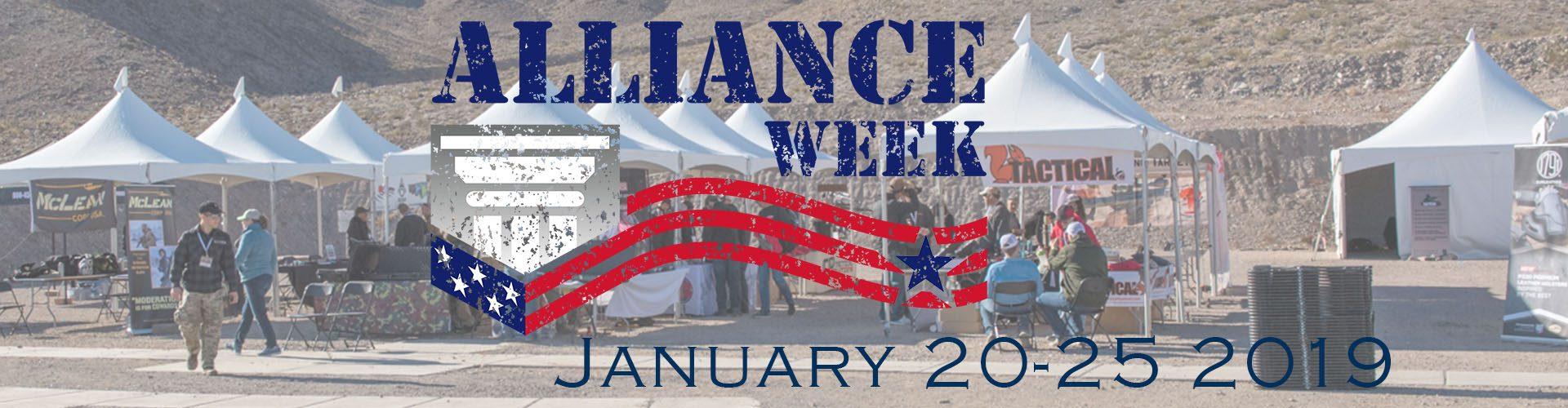 Alliance Week Header
